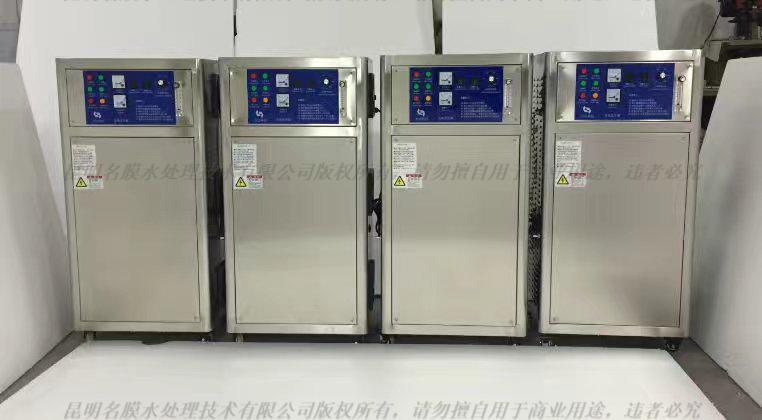 6~200克系列臭氧发生器